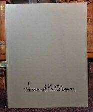 Howard Stern 63 Year Retrospective 1992 Hooks-Epstein Galleries Houston TX