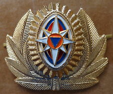 RUSSIAN    ARMY    PIN BADGE HAT  COCKADE  MCHS  large officer