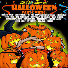 Halloween Party Music 2009 (Disc Only)