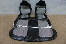 HOLDEN TORANA LH L34 00 INTERIOR SEAT SKIN COVERS HERRINGBONE