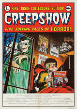 Creepshow Magazin Anzeige POSTER