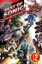 Best of Sonic the Hedgehog 2: Villains (Best of Sonic the Hedgehog Com-ExLibrary