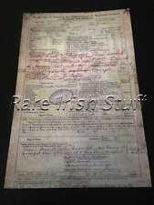 Titanic & White Star Line Transcript of Register - 25th March 1912 Report Print