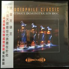 Audiophile Classic Ultimate Demonstration Disc CD NEW Julie London Weavers