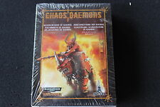 Games Workshop Warhammer Chaos Bloodcrusher of Khorne Metal Juggernaut OOP