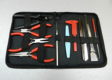 BEADING TOOL KIT 10 Pc Set TOOLS for BEAD JEWELRY MAKING - Beaders Hand Tools