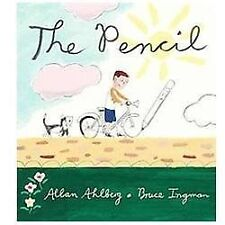 The Pencil by Ahlberg, Allan