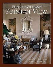 BUNNY WILLIAMS' POINT OF VIEW - DAN SHAW, ET AL. BUNNY WILLIAMS (HARDCOVER) NEW