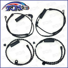 BRAND NEW FRONT AND REAR BRAKE PAD WEAR SENSORS FOR 00-06 BMW X5