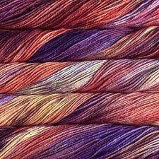 Fiery Multis ARCHANGEL 210yd Skein Malabrigo RIOS Soft SUPRWSH MERINO Wool YARN
