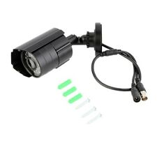 1200TVL 24 LEDs 3.6mm Lens Waterproof IR Night Vision Surveillance Camera LD