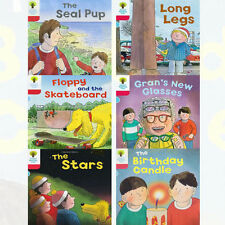 Oxford Reading Tree, Level 4 Decode and Develop, 6 Books Collection Set New PB