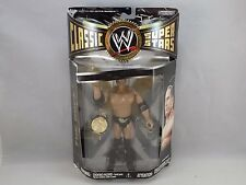 WWE CLASSIC SUPER STARS THE ROCK series 20 New in Box has wear tear in corner