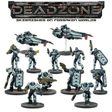 Deadzone Faction Booster: Enforcer, New! by Mantic