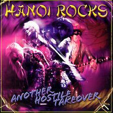 Hanoi Rocks Another Hostile Takeover CD