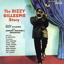 The Be-Bop Boys, Johnny Richards, Dizzy Gillespie Story, Excellent