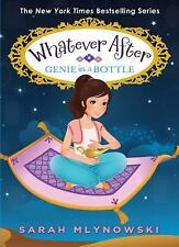 Whatever After: Genie in a Bottle (Whatever After #9) 9 by Sar (FREE 2DAY SHIP)