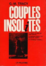 G.-M. TRACY - COUPLES INSOLITES - LA PALATINE
