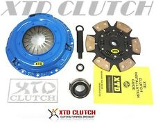XTD STAGE 4 EXTREME CLUTCH KIT 1992-1993 INTEGRA YS1 CABLE *2300LBS* (SPRUNG)