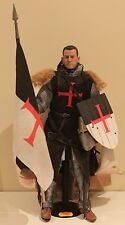 aci knight templer crusader B did action figure kaustic roman 1/6 12''  dragon