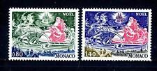 MONACO - 1977 - Natale. La slitta di Babbo Natale - MNH
