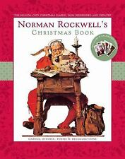 Norman Rockwell's Christmas Book by Norman Rockwell (2009, Hardcover, Revised)