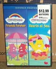 Care Bears Friends Forever / Hearts at Sea (DVD Double Feature) NEW