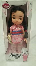 "Authentic Disney Mulan Animators Collection Doll Size 15"" Age 3+"