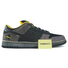 NIKE DUNK SB YELLOW CURB US 7  skunk paris medicom unkle huf jam statue
