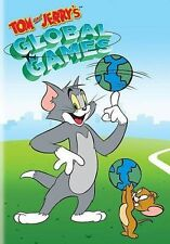 Tom and Jerry: Global Games (DVD, 2014, 2-Disc Set)
