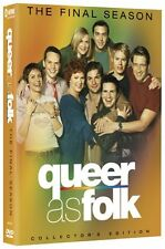 Queer as Folk - The Final Season (Collector's Edition)...NEW