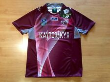 MANLY WARRINGAH SEA-EAGLES AUCKLAND 9s ISC NRL SHIRT JERSEY MEDIUM