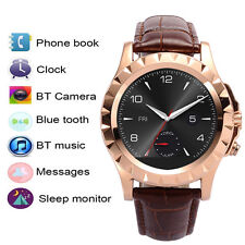 Women Men Smart Watch Bluetooth Pedometer Bracelet Watch for Mobile Cell Phone