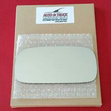 NEW Mirror Glass + ADHESIVE CADILLAC DEVILLE SEVILLE Driver Side AUTO DIMMING