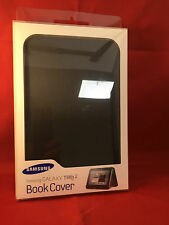 "ORIGINALE Nuovo Samsung Galaxy Tab 2 BOOK COVER 7.0"" Nero"