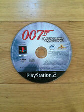 James Bond 007: Everything or Nothing for PS2 *Disc Only*