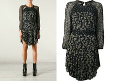 ISABEL MARANT FLORAL PRINT DRESS, FR 36 UK 8 US 4