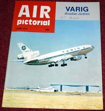 Air Pictorial 1979 June Varig,Practavia Sprite