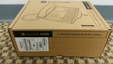 *NEW* Polycom CX600 IP VoIP Office Phone 2200-15987-025