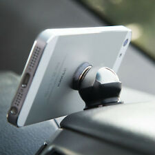 Universal Steelie Magnetic Mount Car Holder For GPS iPhone 6S 6 Plus Samsung