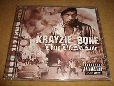 KRAYZIE BONE - Thug On Da Line  (BONE THUGS-N-HARMONY)