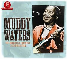 Muddy Waters - Absolutely Essential 3 CD Collection (2016)  NEW  SPEEDYPOST