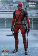 Hot Toys Deadpool 1/6th Scale Collectible Figure - MMS 347 ** IN STOCK* READY