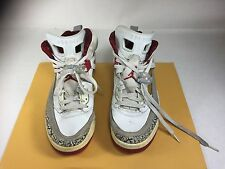 "2007 Nike Air Jordan Spiz-ike ""Fire Red"" Rare size 10 - Online Release Only"