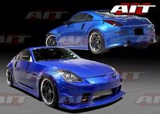 FITS NISSAN 350Z 2003-2008 INGS-2 STYLE FULL BODY KIT 4PCS AIT RACING AUTHENTIC