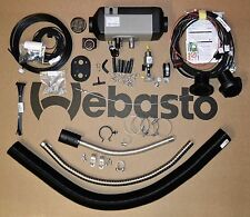 WEBASTO AIR TOP 2000 STC 12V DIESEL NIGHT CAMPER MOTORHOME BOAT HEATER FULL KIT