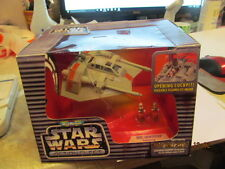 Star Wars Action Fleet Micro Machines Rebel Snowspeeder 1996 NIB JSH
