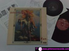 "SILVERFISH ORGAN FAN 1992 CREATION CRE LP 118 LP + 7"" INNER SLEEVE AND CATALOGUE"