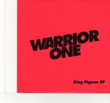 (FT980) Warrior One, King Pigeon EP - 2010 DJ CD