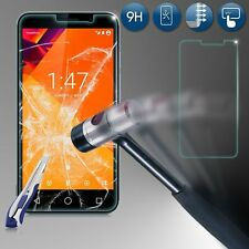 100% Tough Tempered Glass Film Screen Protector for Vodafone Smart Turbo 7
